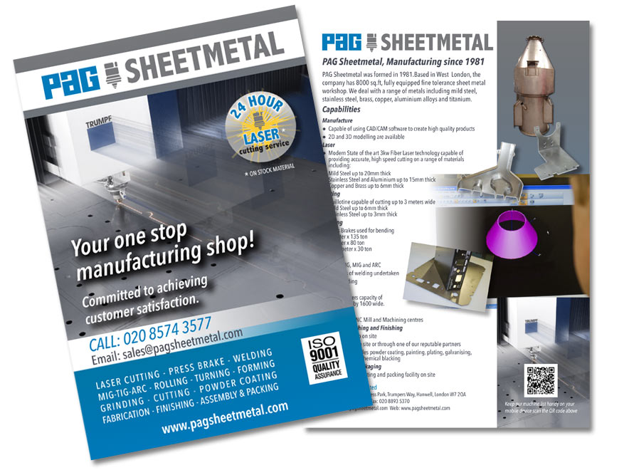 pag-sheetmetal-a5-promotional-flyer-london