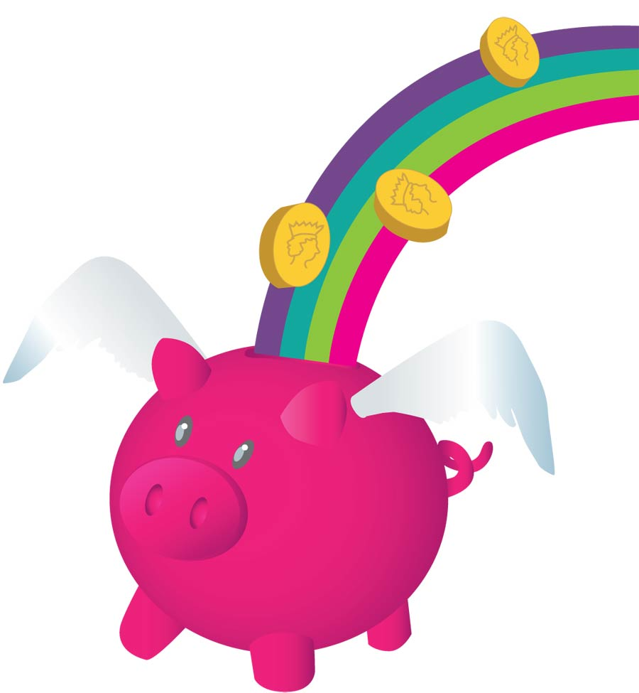 Piggy-bank-illustration-mark-eslick-graphics
