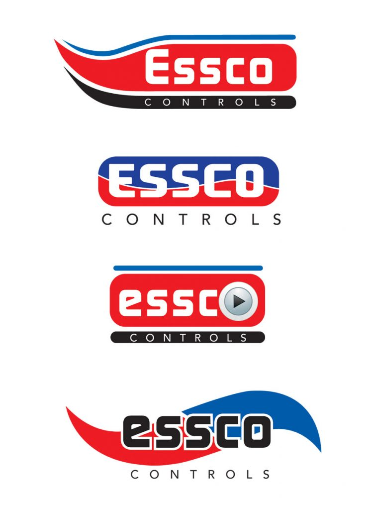 essco-controls-logo-designs-mark-eslick-graphics