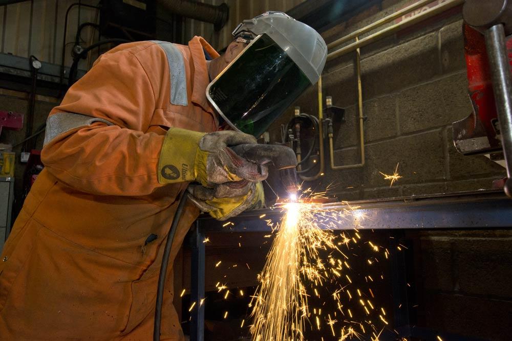 engineering welding photography hampshire