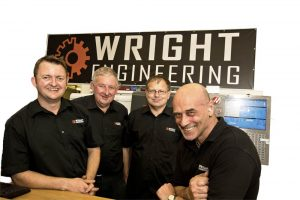 nick wright engineering group pic