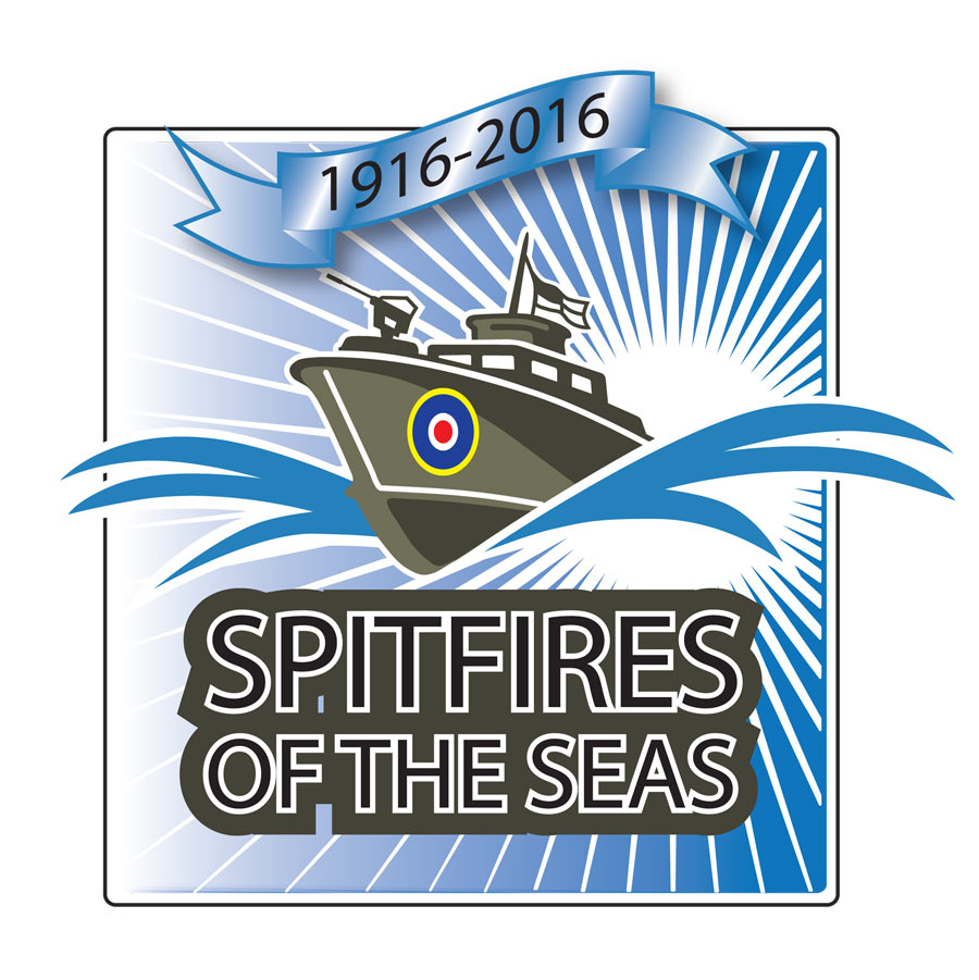 spitfire of the seas logo designs