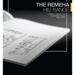Remeha brochure cover design