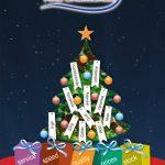 discovery christmas card design